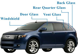 Replacement Glass Diagram